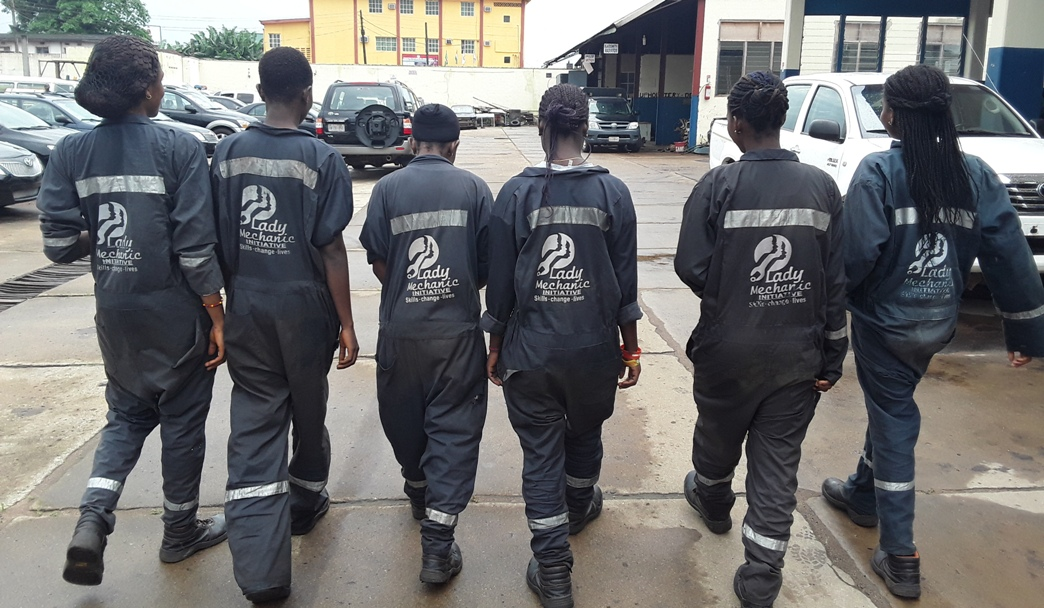 First Female Mechanic In Nigeria &What She Is Doing Now