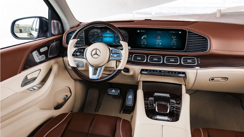 Mercedes-Maybach GLS 600 4Matic A New Form Of Luxury