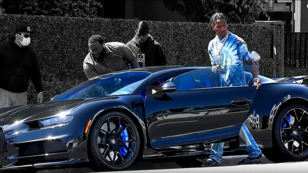 Travis Scott's Cars, Elon Musk and His Desired Automobile Chat With L'Officiel