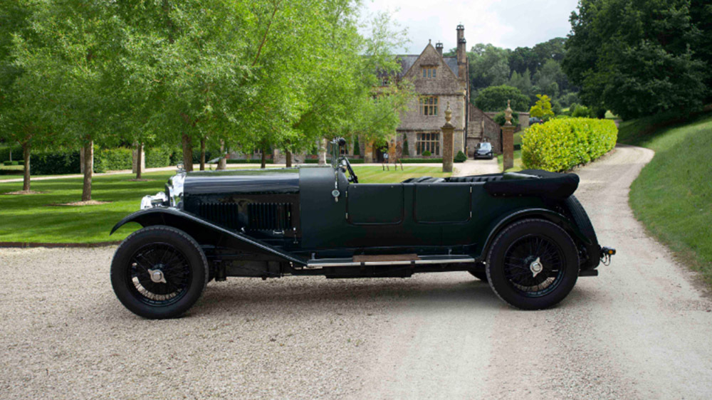 Worlds Finest Collection Of Bentleys Going On Sale