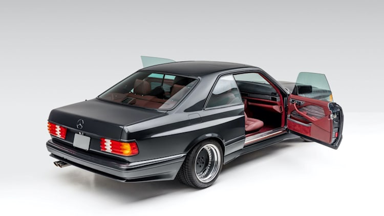 Did You Know Your Mercedes AMG'89  'Wide Body' Is Now Profitable