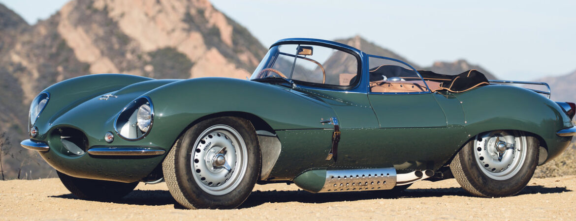 The Fascinating Story Of The 1957 Jaguar XKSS Continuation