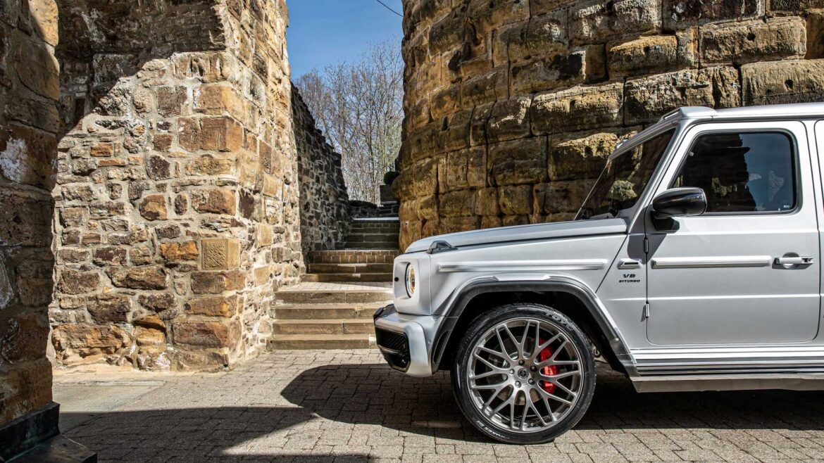 The Rebirth of The 2021 G63, Enter The Hofele HG63