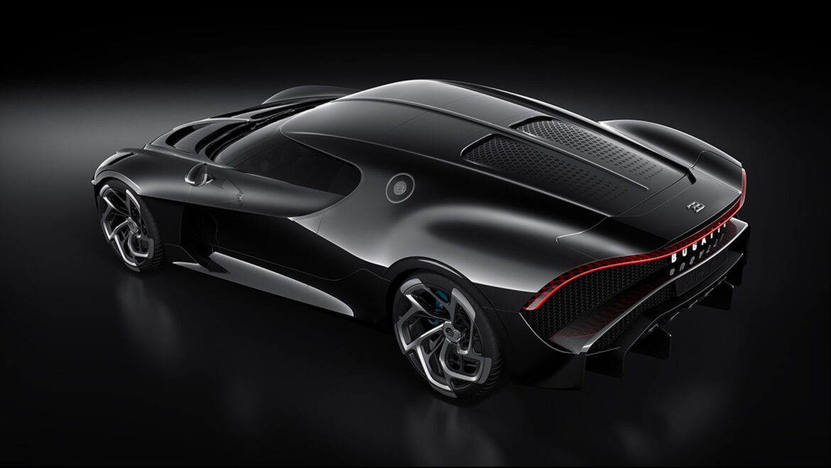 La Voiture Noirs $19million Dollar Price Tag And Its New Mystery Owner