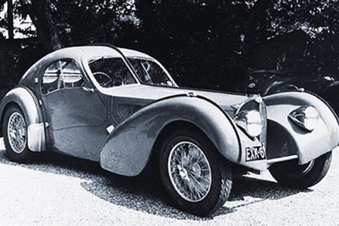 The Million Dollar Bugatti Barnyard Find That Took Us By Surprise