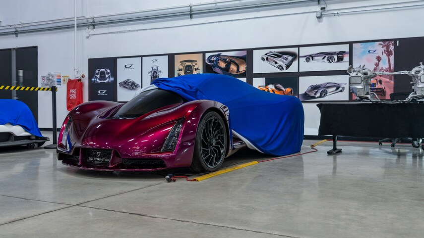 The First-Ever 3D Printed HyperCar You Never Knew Existed