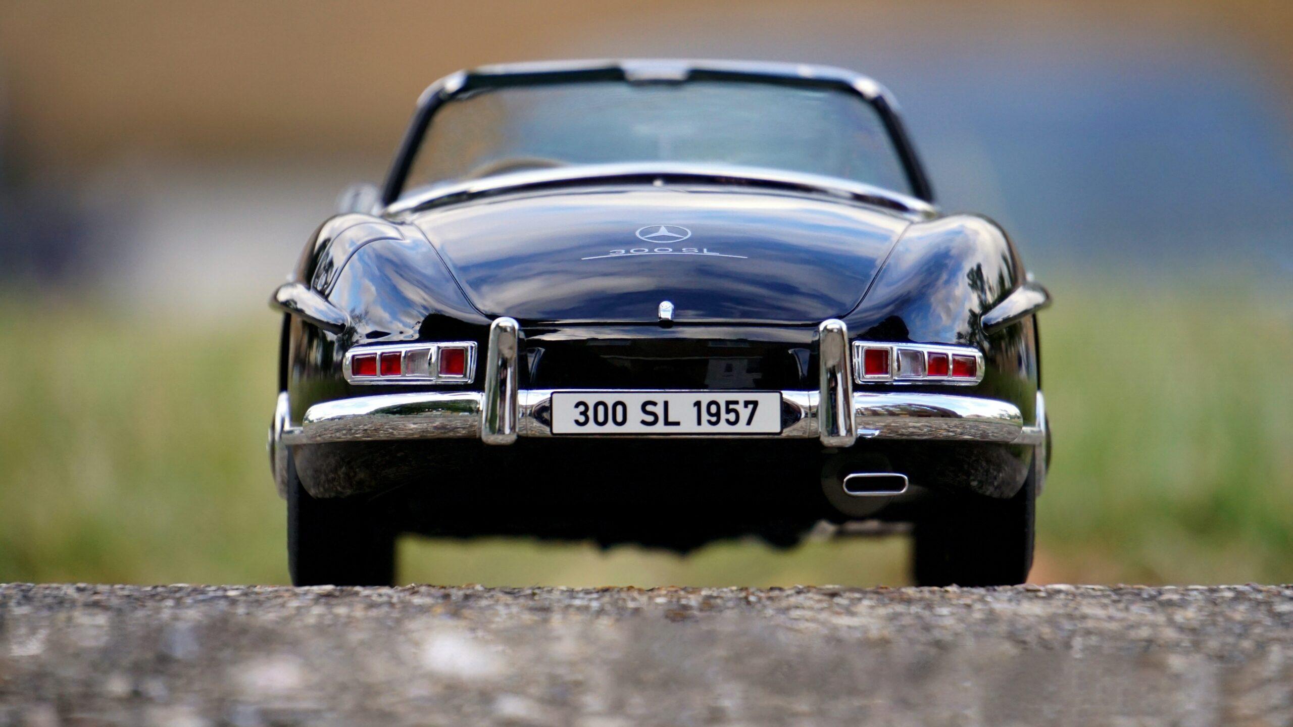Mercedes 300 SL 1957 model